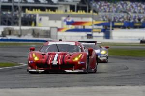A Ferrari que será usada por Daniel Serra